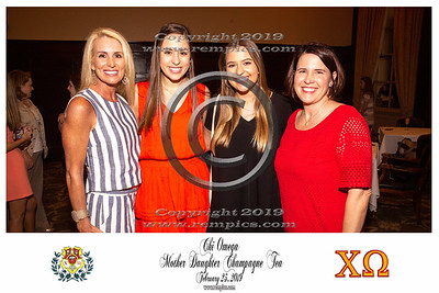 20190223 Chi Omega Mother Daughter
