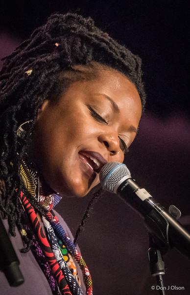 Kyshona--Jenn Bostic--Revival Cd release @ Waconia PAC.