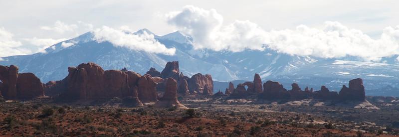 January - Utah