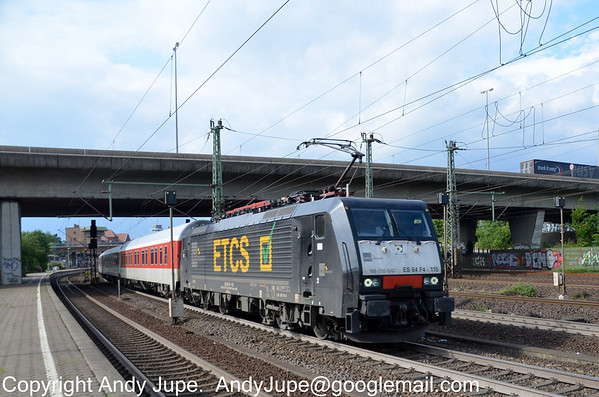 Class 189 (ES 64 F4 - VL package)