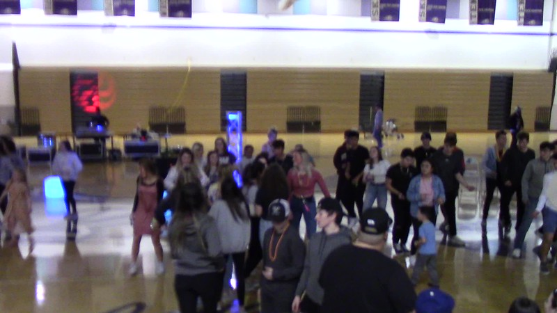 Dance Party at Intermission