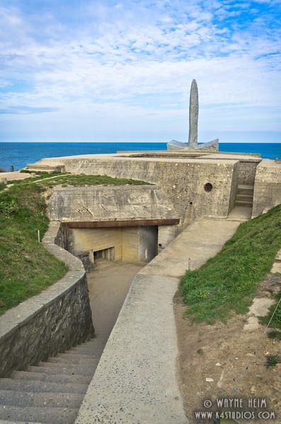 German Bunker 14  Photography by Wayne Heim
