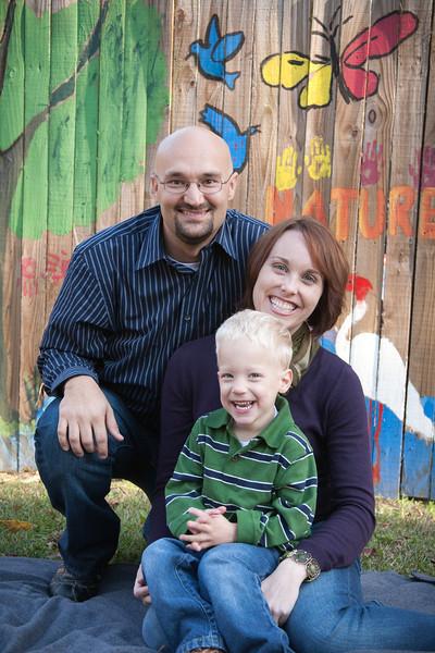 Coats Family 2011