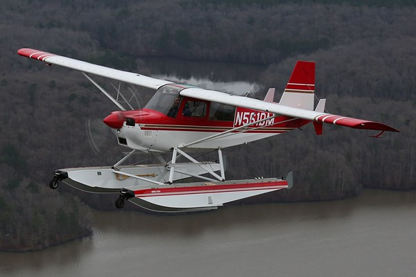 "2001 American Champion Aircraft 8-GCBC ""Scout"", Petersburg, 27Mar21"