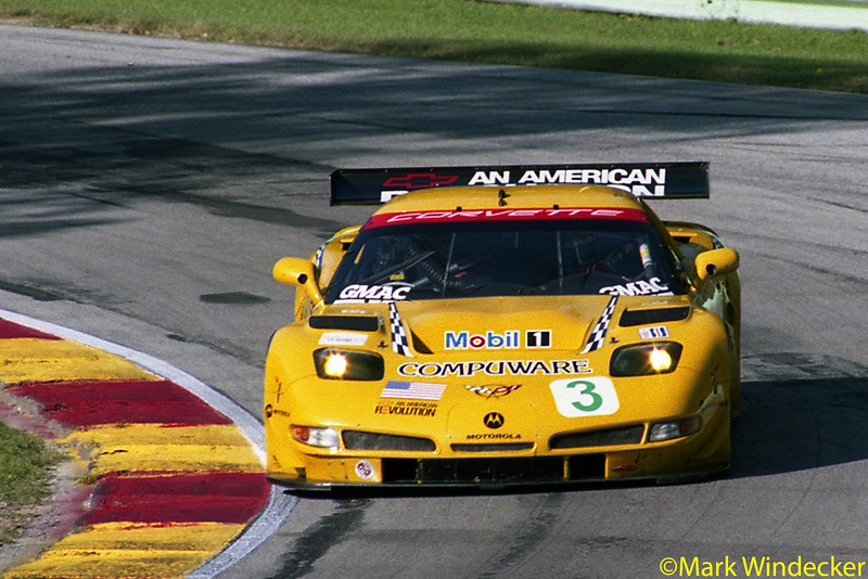 4TH 2-GTS RON FELLOWS/JOHNNY O'CONNELL.....