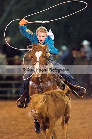 2018 Junior High Rodeo (Friday) - Boys Breakaway