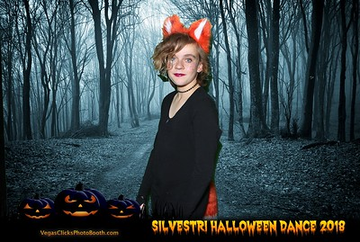 Silvestri Halloween Party 2018