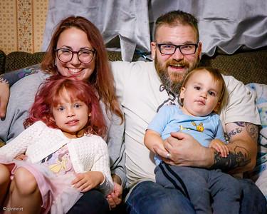 2020 Nate, Sarah, and Family