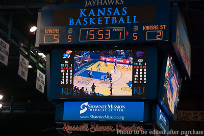 January 23, 2009 Kansas vs Kansas State