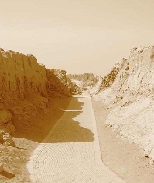 Ancient City, Kashgar, China