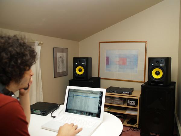 Pat:Project Recording Studio