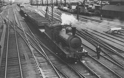 T.W.Worsdell J21 (NER Class C) 0-6-0
