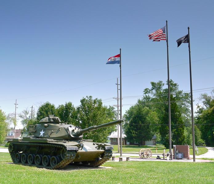 VFW Post #2866 -  St Charles, MO -  M60A3