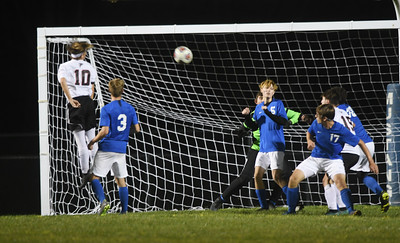 Jefferson at Grand Valley Sectional Boys Soccer