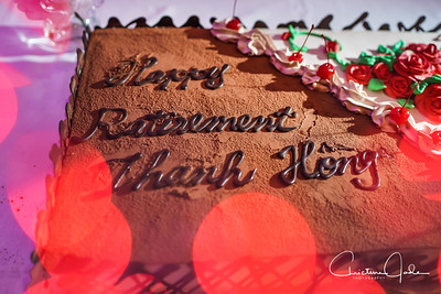 Happy Retirement Party | Thanh Hong