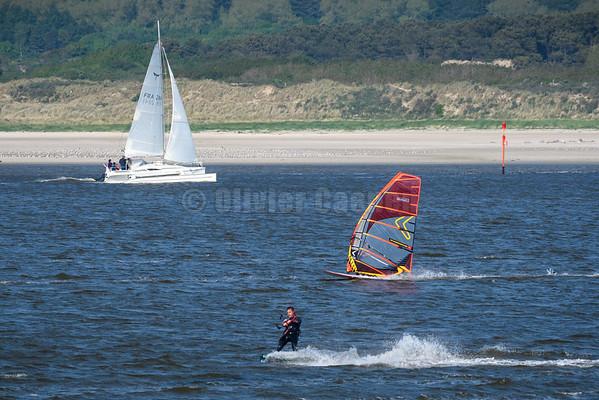 Wind & Kite en Baie de Canche 28-05-2016