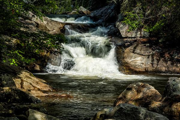 June 9, 2017 Waterfalls