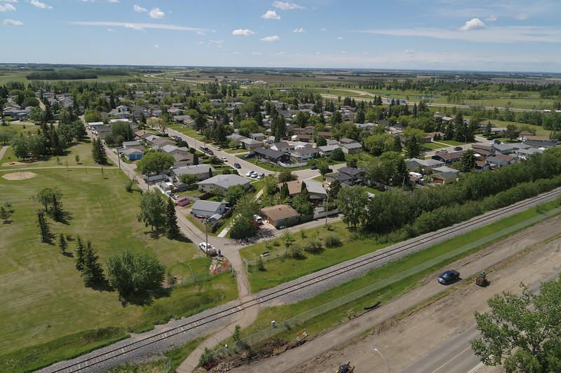 Corinthia Neighbourhood Aerial Photo