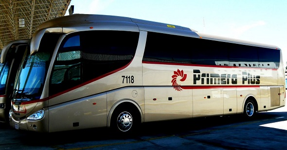 Primera Plus, Dave Millers Mexico, Bus Travel Mexico, Mexico, Busses