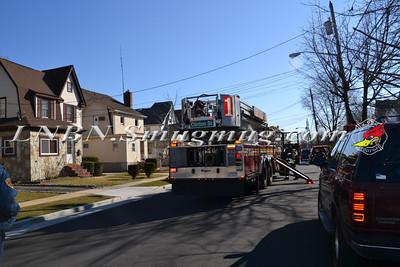Hempstead F.D. House Fire 74 Florence Ave. 2-13-12