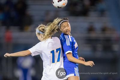 10-18-16 Minneapolis Washburn v Wayzata Girls Section 6AA Soccer Championship