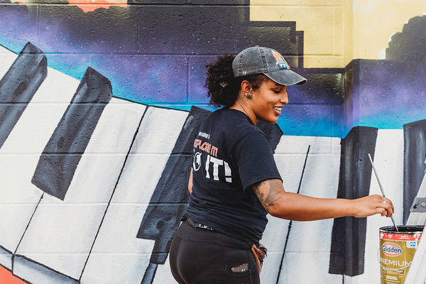 MFE Keys for the City Murals 2020