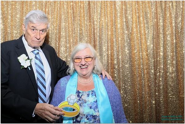 Angie & Keith 50th Wedding Anniversary