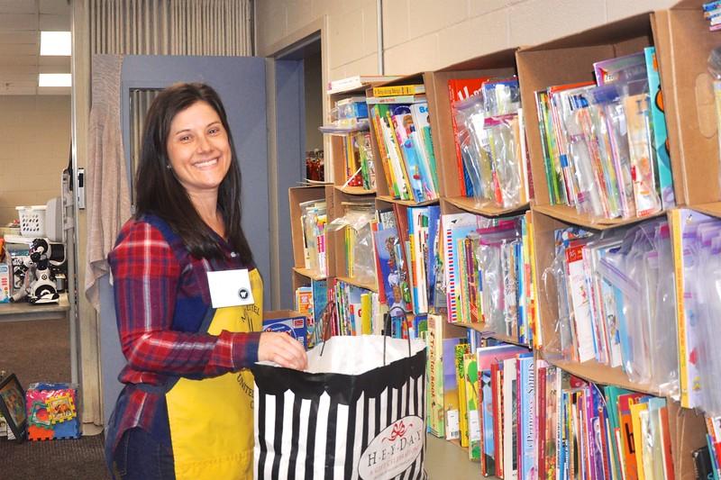 Happy Volunteer Jessica