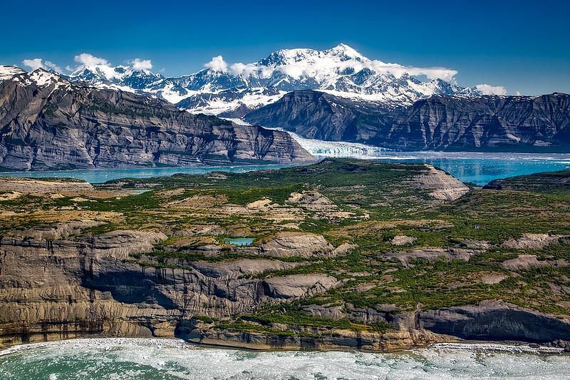 Wrangell-St Elias Alaska National Parks