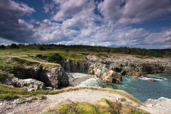 Pockets of Nova Scotia