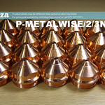 SKU: P-METALWISE/2/3N20M, ≤100A Fine Cut Nozzle Pack for MetalWise Mach-Three 2nd Generation 130A Plasma Air-Cooling Mechanized Torch