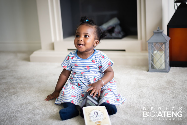 Olivia 9 Months