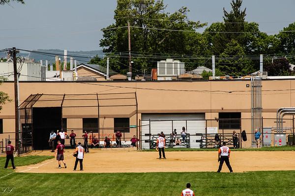 Park Ridge FD Softball vs. Carlstadt/Wallington 5/19/19