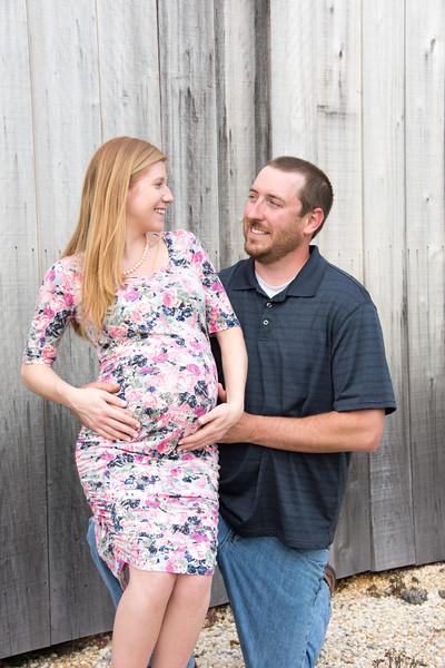 Ashley & Brian Maternity Shoot