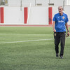 Football - Gibraltar National team prepare for Georgia and Scotland matches