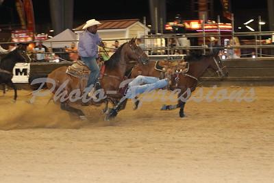 Steer Wresting Thursday