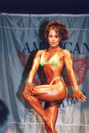 9-26-1998 Body Building Contest - Siobhan Tewari @ Springfield