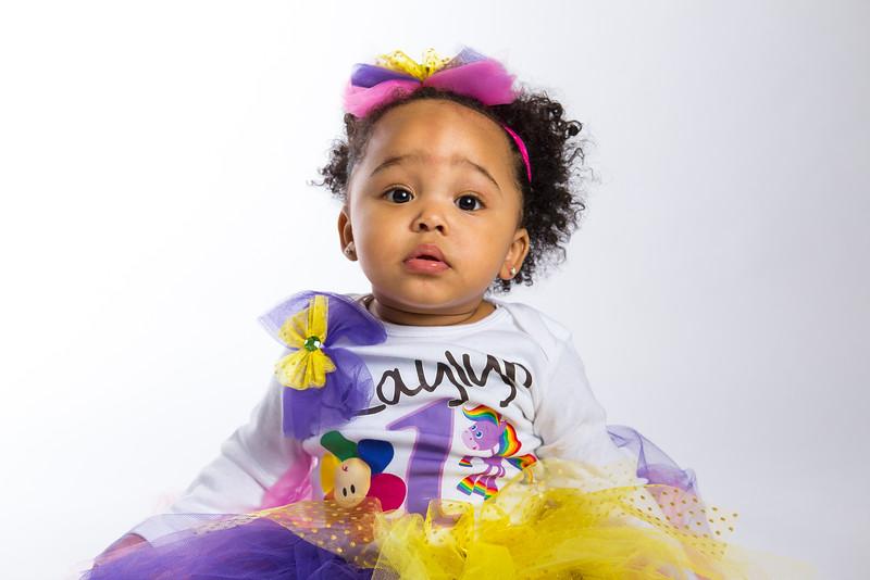 Kaylyn's 1st Birthday