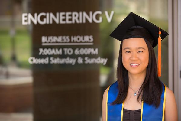 Shannon UCLA Graduation
