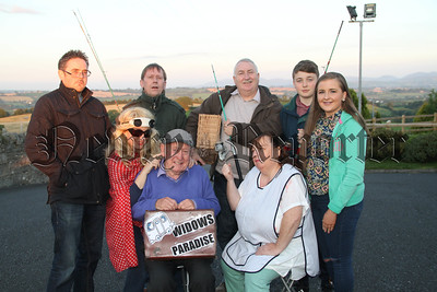 CHARLIE SMYTH AND NEWRY PANTO PLAYERS IN WIDOWS PARADISE