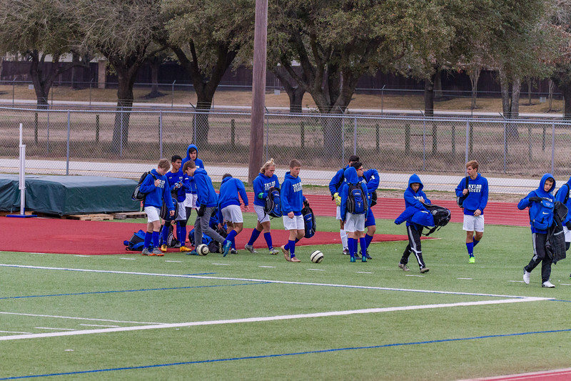 2018 02 03 - Vs Mayde Creek
