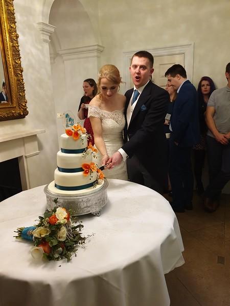 Megan and Dan Wedding
