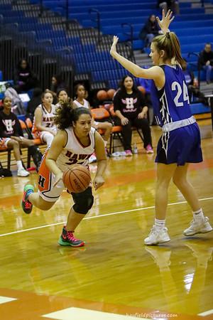 Girls Frosh Basketball v West Potomac 2/7/20