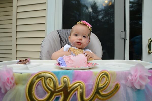 Brianna's 1st Birthday