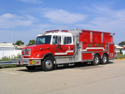 IOWA COUNTY FIRE DEPARTMENTS