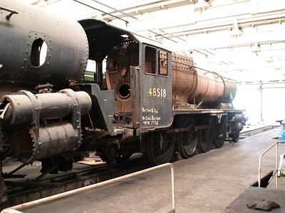 Barry Railway & Margam TMD     28/05/07