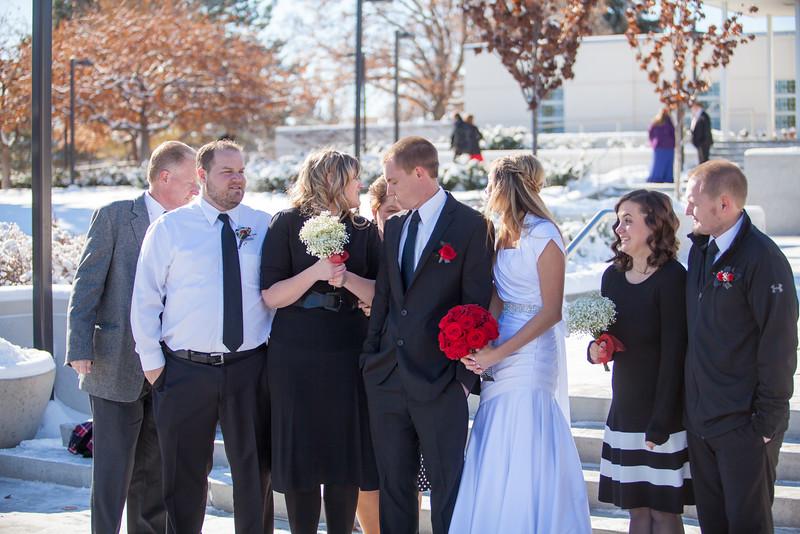 Tyler Shearer Photography Dustin & Michelle Wedding Idaho Falls Temple Rexburg Photographer-9870.jpg