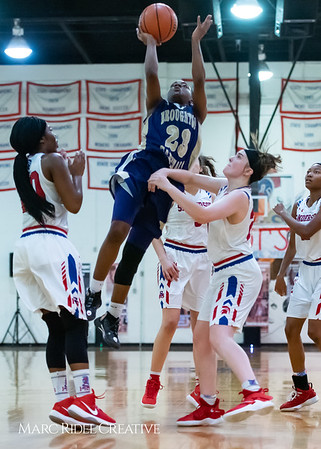 Broughton girls varsity basketball vs Sanderson. February 12, 2019. 750_6066