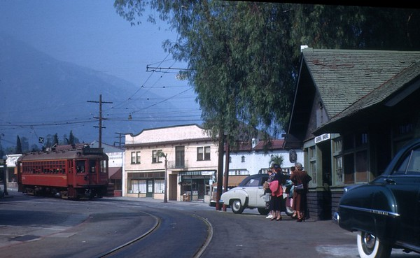Pacific Electric Northern District