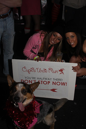 Cupids Undie Run 2013 Cleveland
